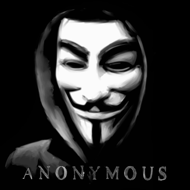 Anonymous by Fawkesakes on Spotify