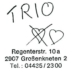 Trio album