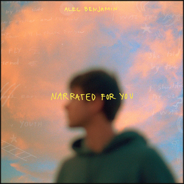 Album cover for Narrated For You by Alec Benjamin