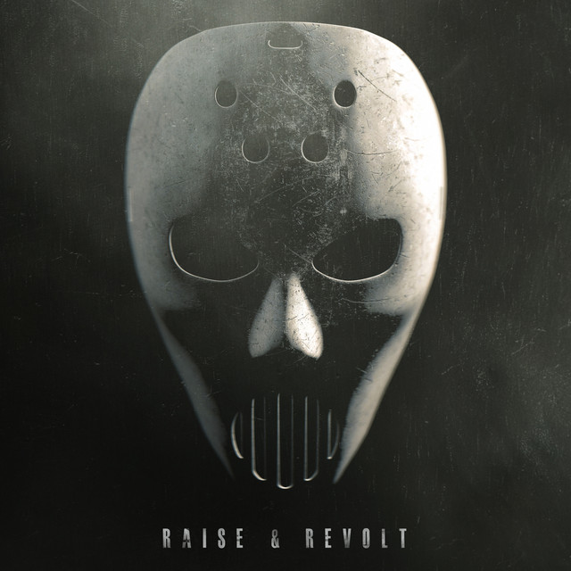 Album cover for Raise & Revolt by Angerfist
