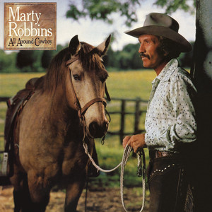 Marty Robbins Pride and the Badge cover