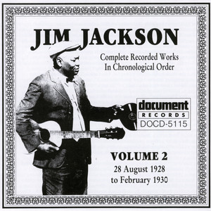 Jim Jackson Vol. 2 (1928-1930) album