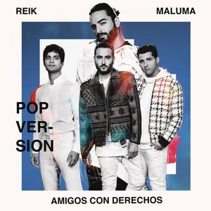 Amigos Con Derechos (Versión Pop) Albümü