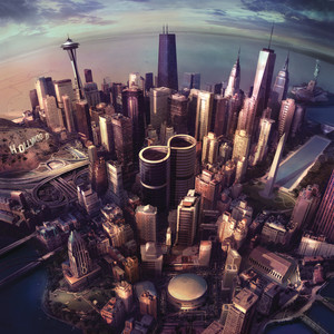 Sonic Highways Albumcover