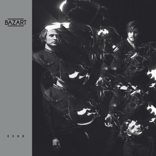 Album cover for Echo by Bazart