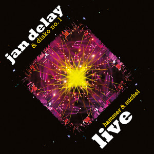 Hammer & Michel (Live) Albumcover