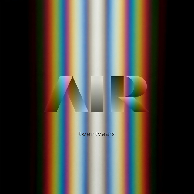 Album cover for Twentyears by Air