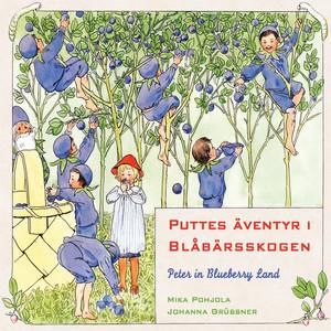Puttes äventyr i Blåbärsskogen album