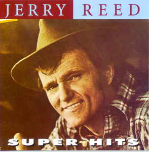 Jerry Reed Remembering cover