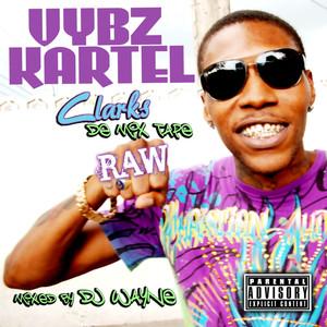 Vybz Kartel Clarks De Mix Tape - Clean Albümü