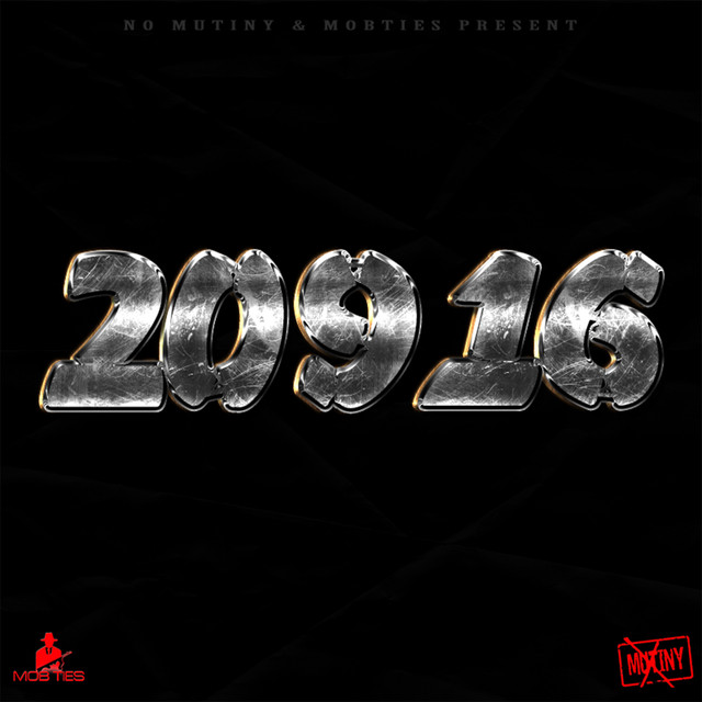 No Mutiny & Mobties Present 20916