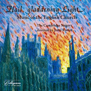 Hail, Gladdening Light - Music Of The English Church Albumcover