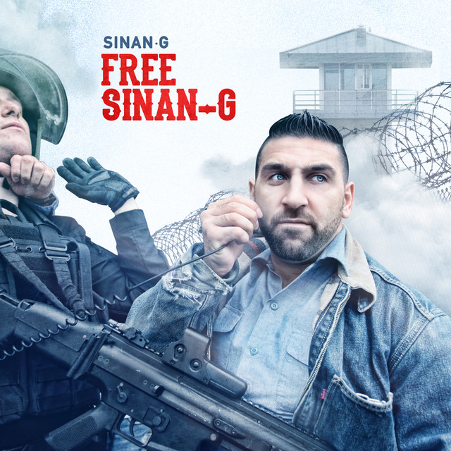 Album cover for Free Sinan-G by Sinan-G