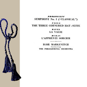 Prokofieff: Symphony No 1 Albümü