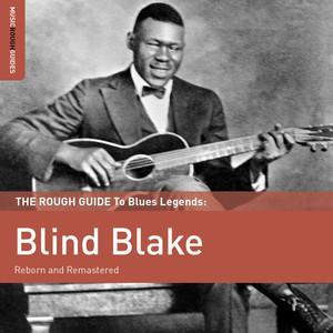 Rough Guide To Blind Blake album