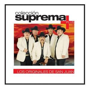 Coleccion Suprema Plus- Los Originales De San Juan Albumcover