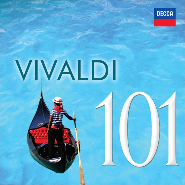 101 Vivaldi Albumcover