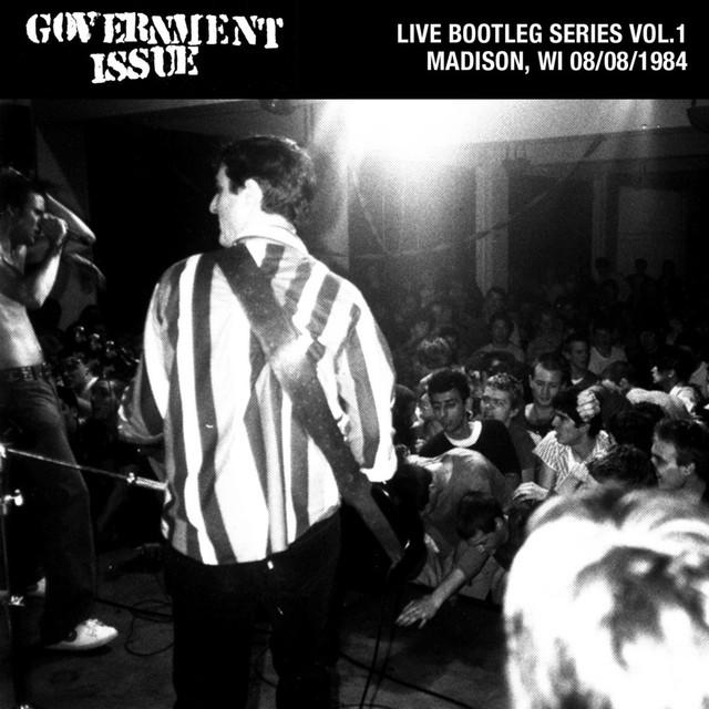 Live Bootleg Series Vol. 1: 08/08/1984 Madison, WI