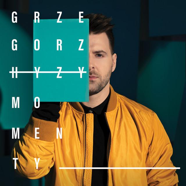 Album cover for Momenty by Grzegorz Hyzy
