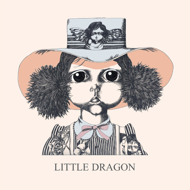 Little Dragon Albumcover