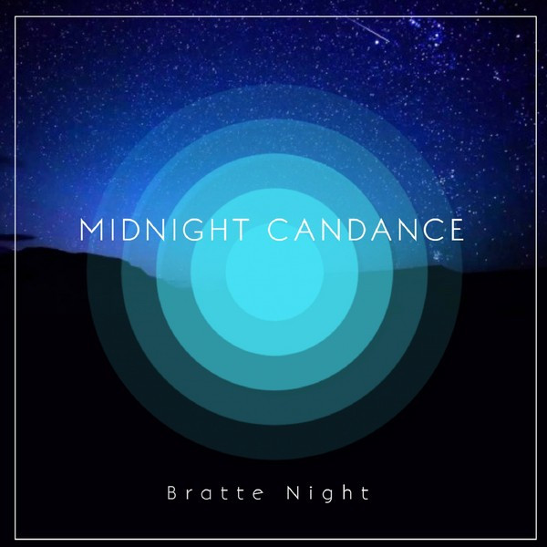 Album cover for Midnight Candance by Bratte Night