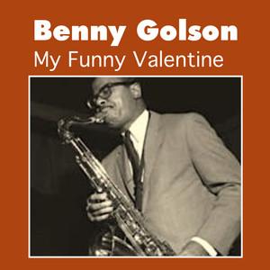 The Jazztet, Art Farmer, Benny Golson My Funny Valentine cover