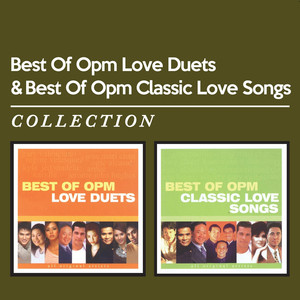 Best of OPM Love Duets & Best of OPM Classic Love Songs - Gino Padilla