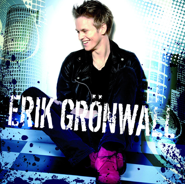 Skivomslag för Erik Grönwall: Erik Grönwall