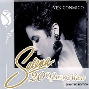 Ven Conmigo - Selena 20 Years Of Music Albumcover