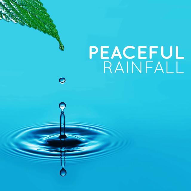 Peaceful Rainfall Albumcover