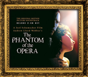 The Phantom of the Opera (Original Motion Picture Soundtrack) [Expanded Edition] Albumcover