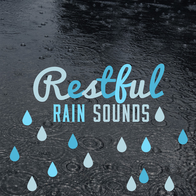 Restful Rain Sounds Albumcover
