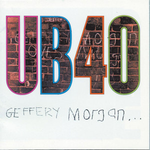 Geffery Morgan album