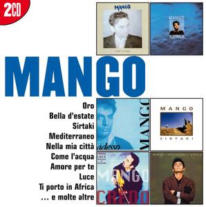 I Grandi Successi: Mango album