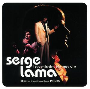 Serge Lama Les ballons rouges cover