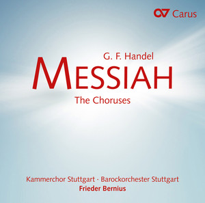 Handel: Messiah – The Choruses Albümü