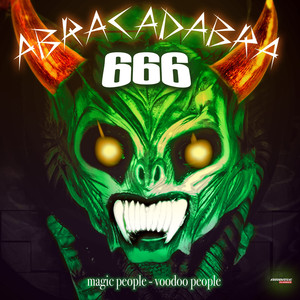 Abracadabra (Magic People - Voodoo People - Special Maxi Edition) Albümü