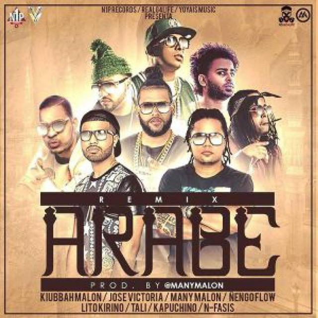 Arabe (feat. N-Fasis, Messiah, Tali, Kapuchino & Kiubbah Malon)