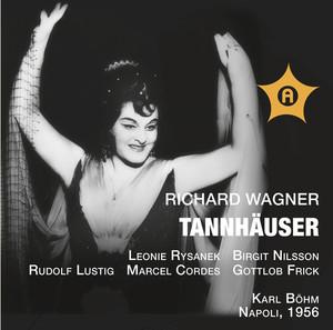 Wagner: Tannhäuser Albumcover