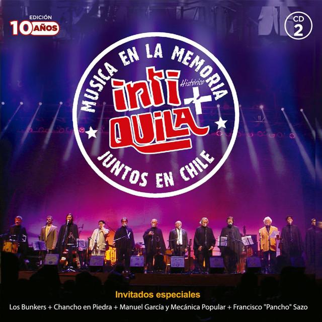 Inti Mas Quila - Musica en la Memoria, Juntos en Chile, Vol. 2 Albumcover
