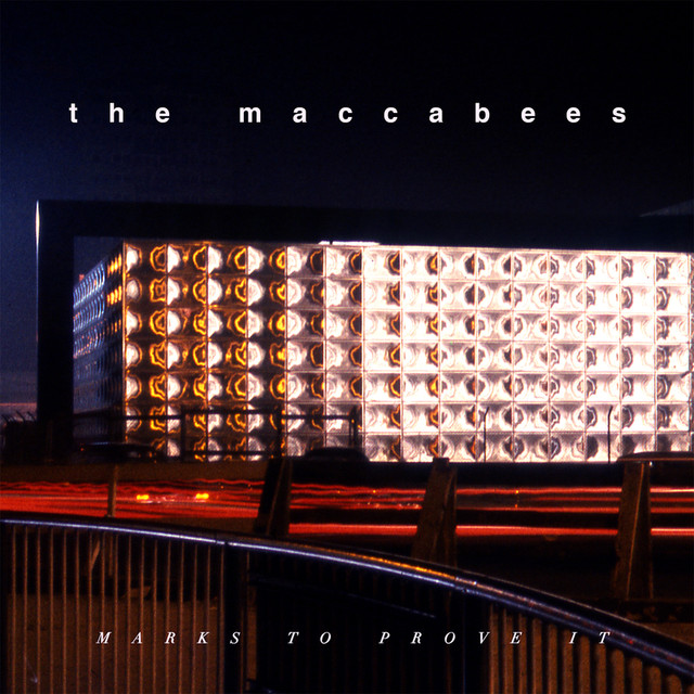 Album cover for Marks To Prove It by The Maccabees