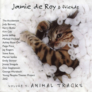 Jamie deRoy & Friends, Vol. 5: Animal Tracks