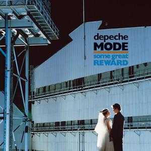 Depeche Mode Master and Servant cover