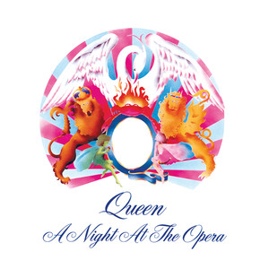 A Night At The Opera (2011 Remaster) Albumcover