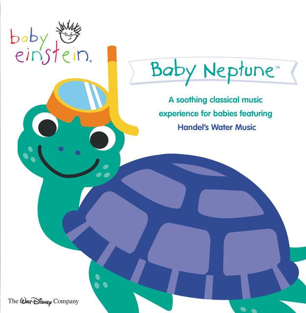Baby Einstein: Baby Neptune by The Baby Einstein Music Box
