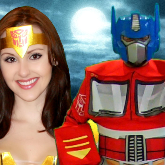 The Time Dirty Bit The Black Eyed Peas: Optimus Prime Transformers 3 Song (The Time Dirty Bit