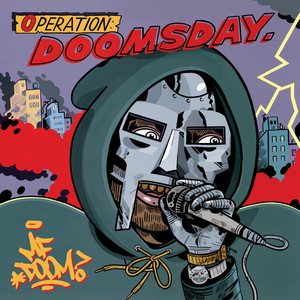 MF DOOM, DJ Cucumber Slice Rhymes Like Dimes feat. DJ Cucumber Slice cover