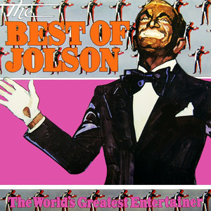 Al Jolson Let Me Sing and I'm Happy cover