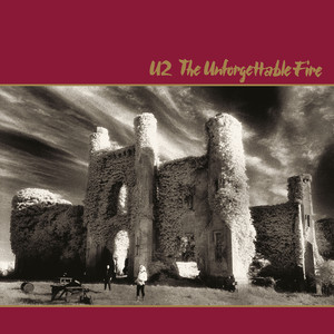The Unforgettable Fire (Remastered) Albumcover