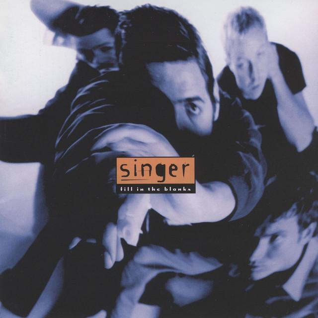 Skivomslag för Singer: Fill In The Blanks